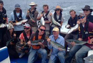 Ocean Fishing Charters…..